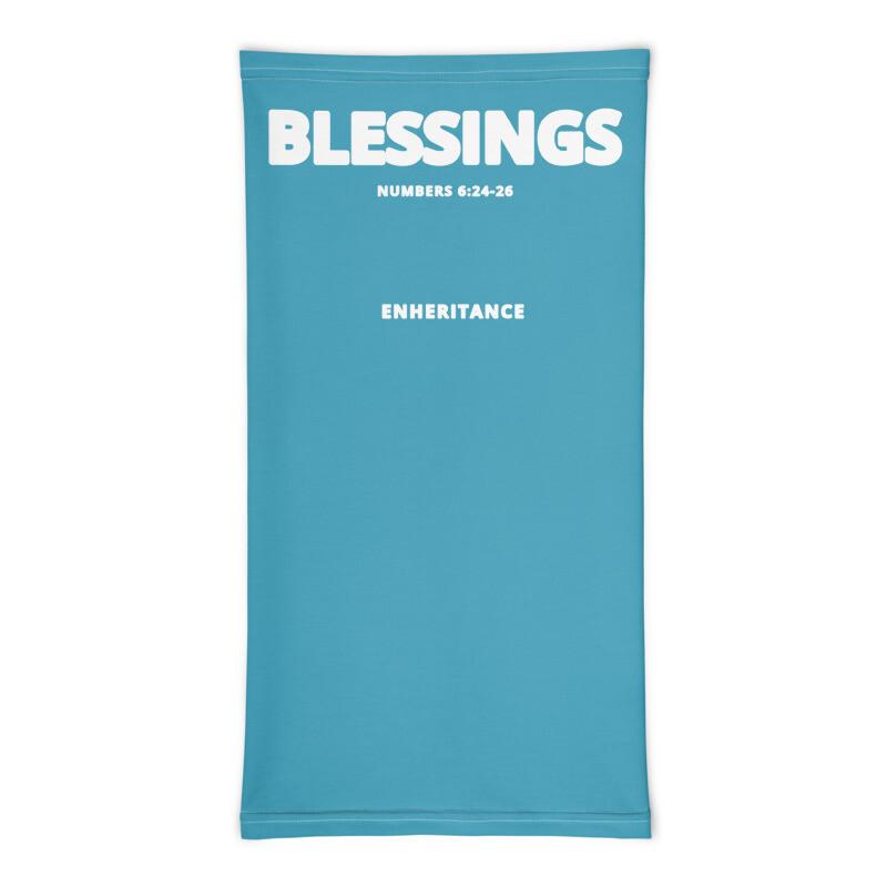 Enheritance BLESSINGS Neck Gaiter