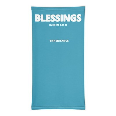 Enheritance BLESSINGS Neck Gaiter