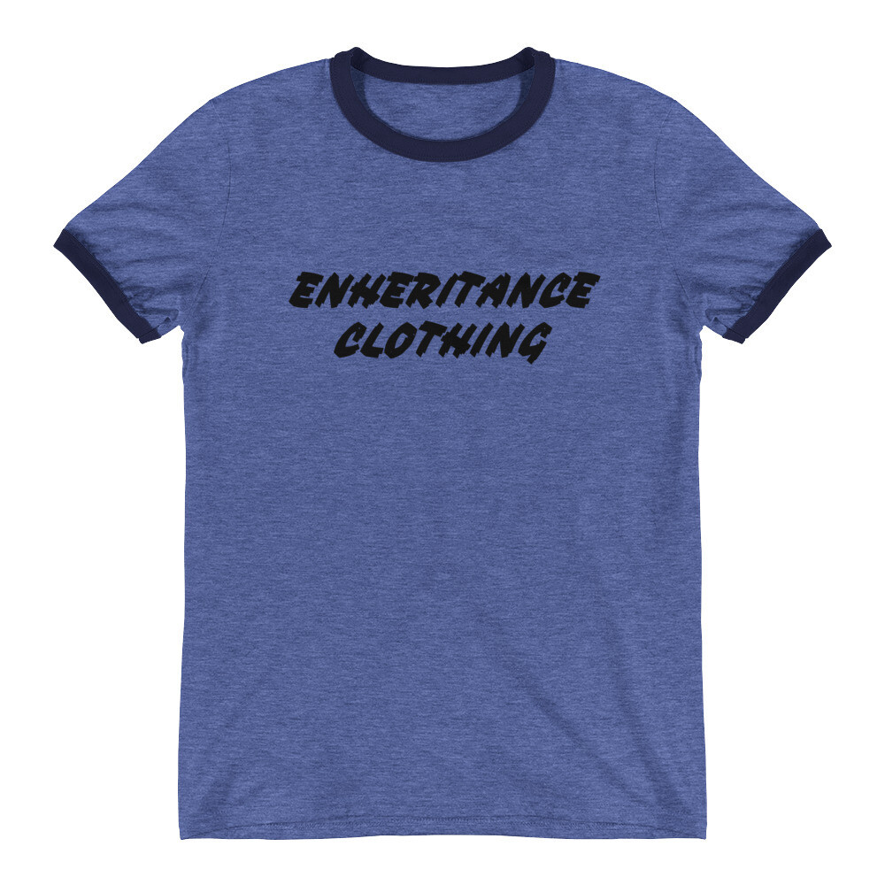 Enheritance LEVEL Ringer T-Shirt