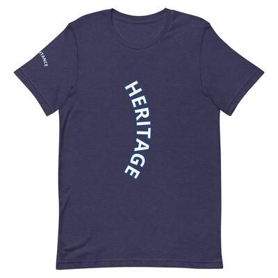 HERITAGE Short-Sleeve Unisex T-Shirt