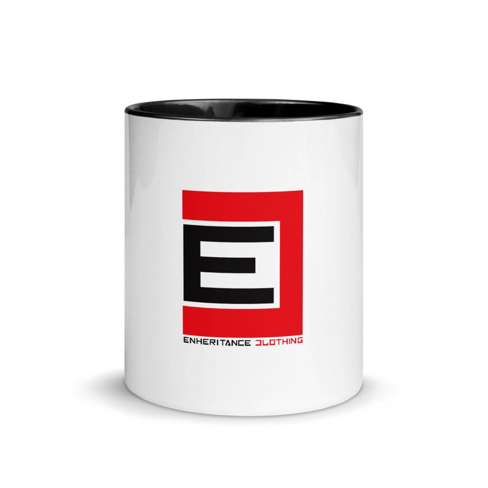 Enheritance SIGNATURE LOGO Mug with Color Inside
