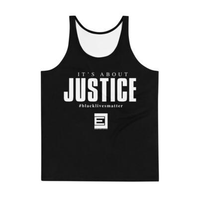 JUSTICE Men & Women Tank Tops