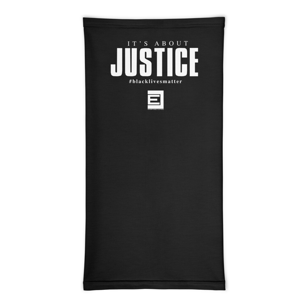 Enheritance JUSTICE Neck Gaiter