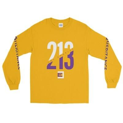 ANGELES 213 Long Sleeve Shirt
