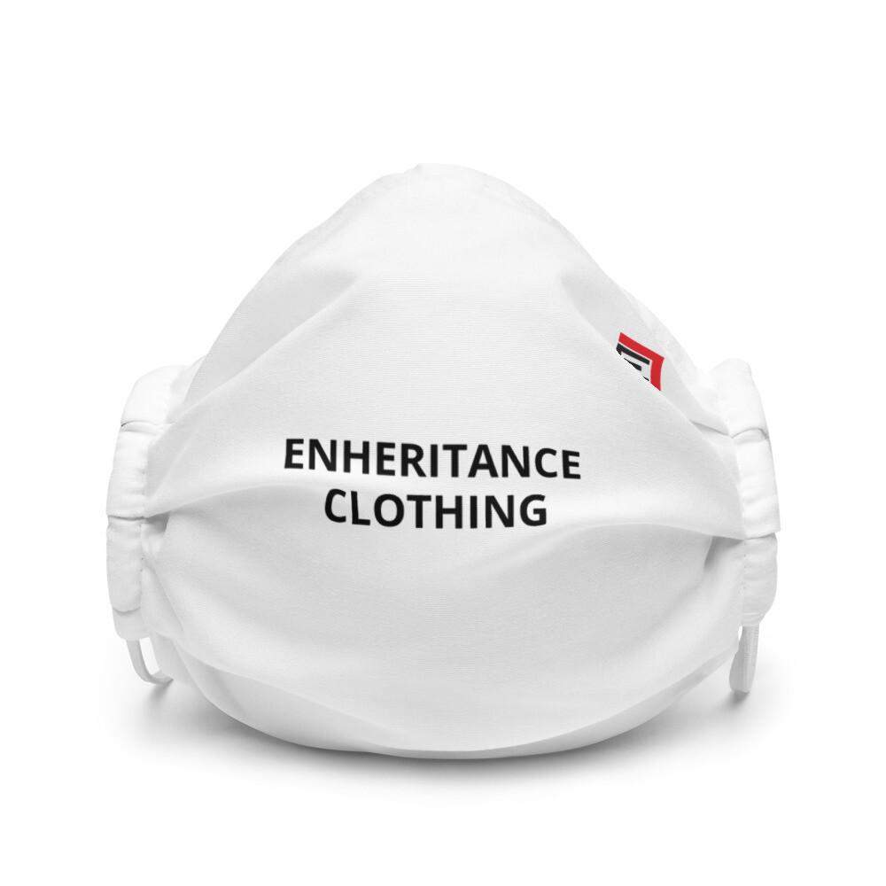 Enheritance 2X PREMIUM LOGO facemask