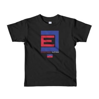 Enheritance HAITI/PUERTO RICO Kids T-Shirt