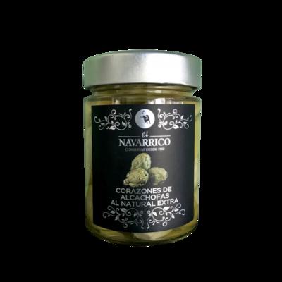 El Navarrico Premium Artichokes Hearts
