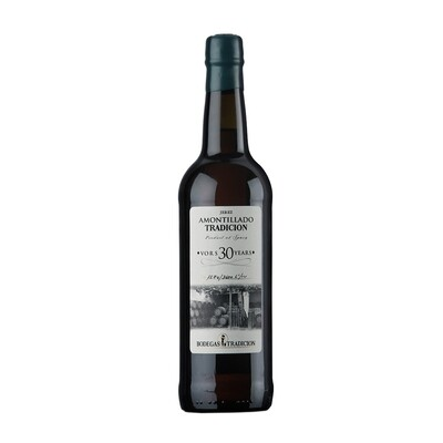 Tradicion Amontillado VORS 30 Years NV