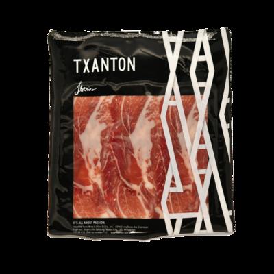 Jamon Iberico de Cebo de Campo Txanton Selection Sliced 80g Pack