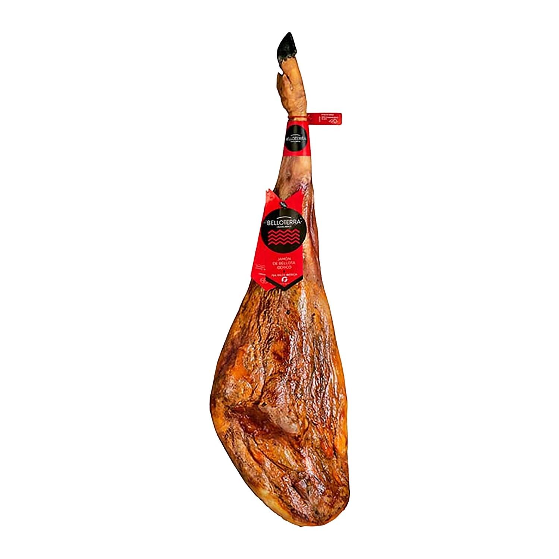 Jamon 75% Iberico de Bellota Premium Pedroches Belloterra Bone-In (8.5kg)