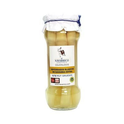 El Navarrico Cojonudos White Asparagus