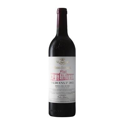 Vega Sicilia Valbuena 5 año 2015