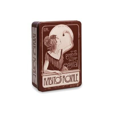 Rabitos Royale Dark Box Tin