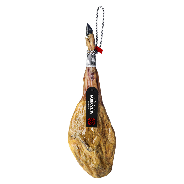 Jamon 75% Iberico de Bellota Premium Extremadura Altanera Bone-In (8.5 kg)