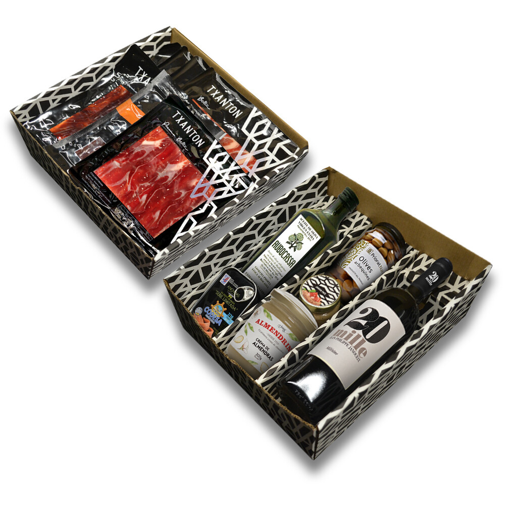 2 Layered Gift Box A