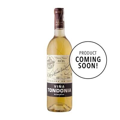 Vina Tondonia Reserva Blanco 2009 (Coming Soon)
