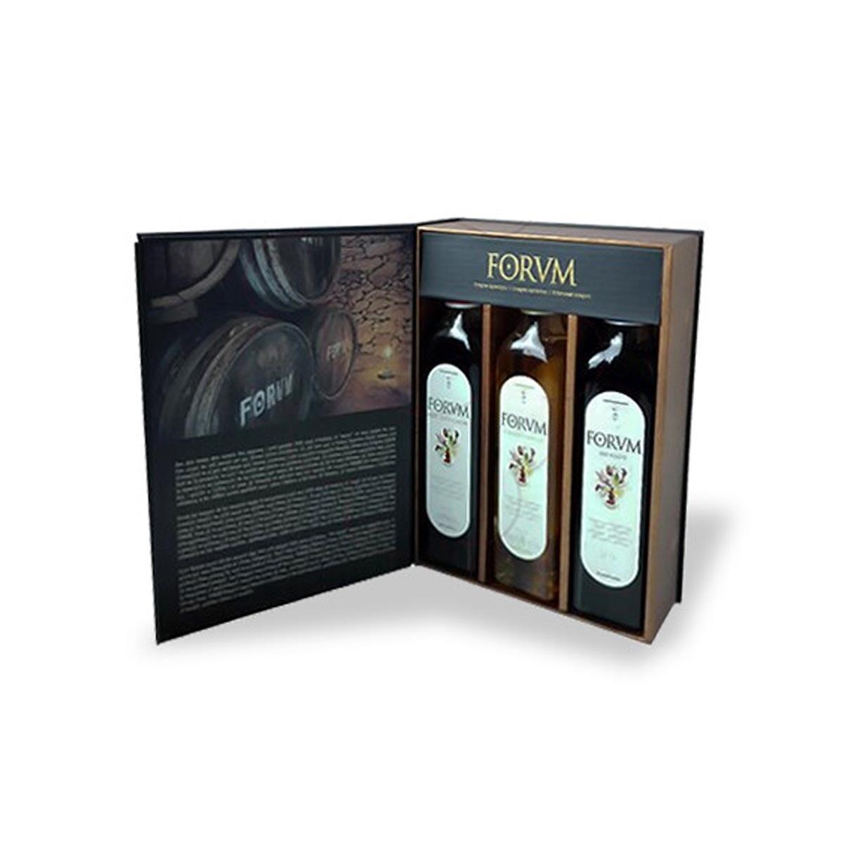 Forvm 3 Bottles Pack