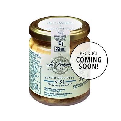 La Brujula N51 White Tuna in Olive Oil (Coming Soon)