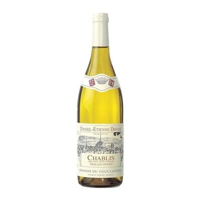 Domaine Daniel-Etienne Defaix Chablis Vieilles Vignes 2017