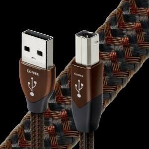 Coffee USB  A-B  1.5M Long