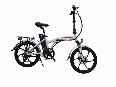 BINTELLI F1 FOLDING ELECTRIC BIKE