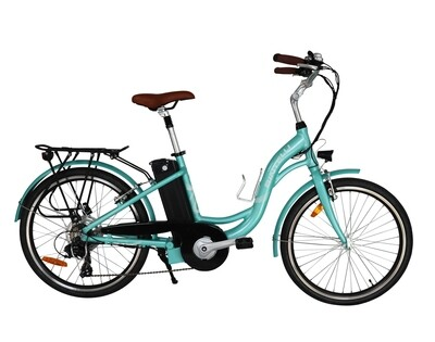 Bintelli Journey Step Through Electric Bike