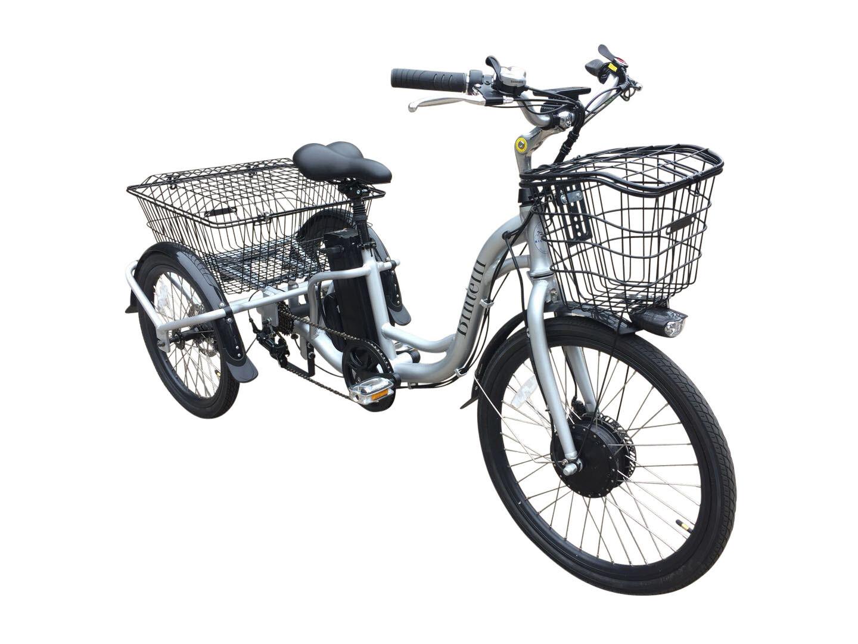 Bintelli Trio Electric Tricycle