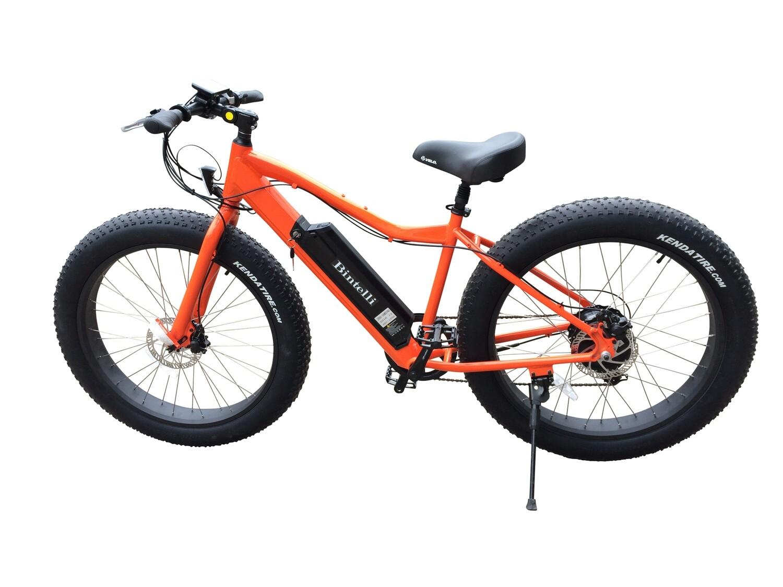 Bintelli M1 Electric Fat Bike / COMING EARLY SEPTEMBER
