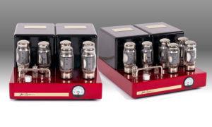 Bob Carver Crimson 350 Watt Vacuum Tube, Mono Block Amplifier / Pair