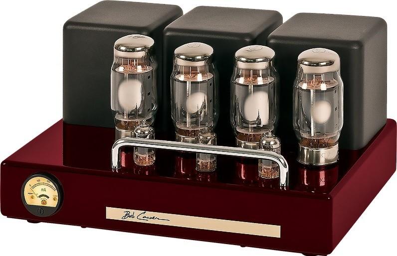 Bob Carver Crimson 275 Stereo Vacuum Tube Amplifier