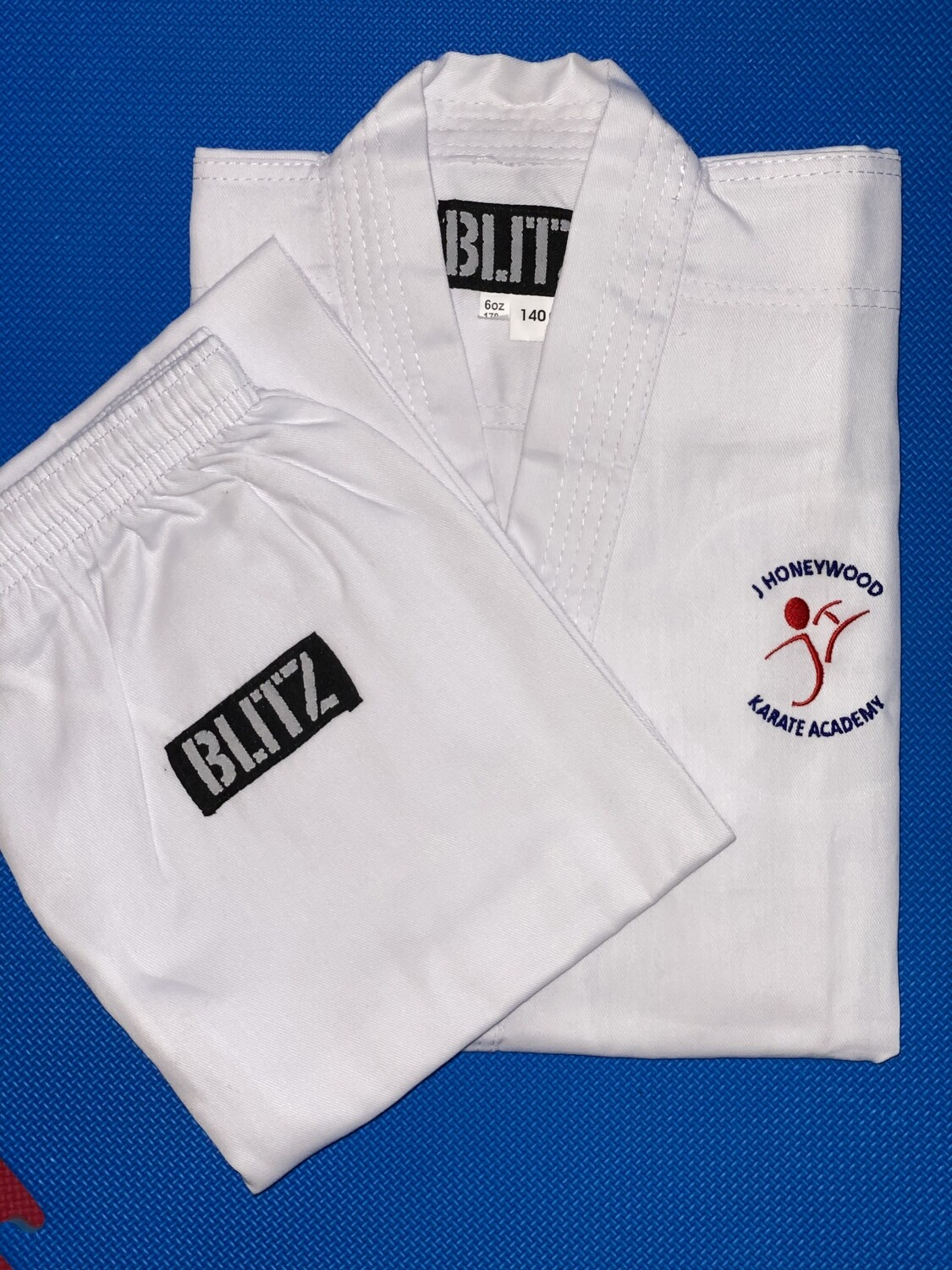 OFFICIAL KARATE KIT