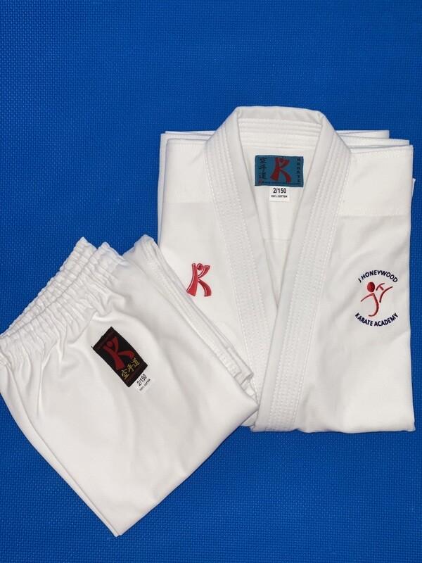 Elite Competition Kata Gi embroidered JHKA Badge
