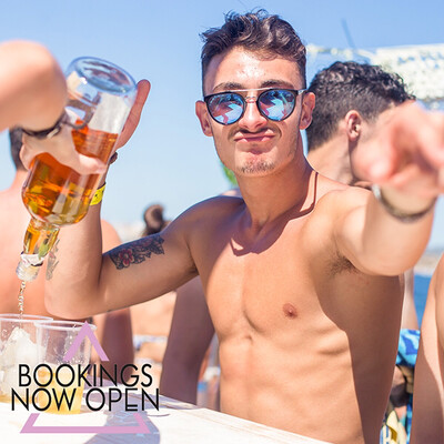 Batchie's Ibiza Getaway
