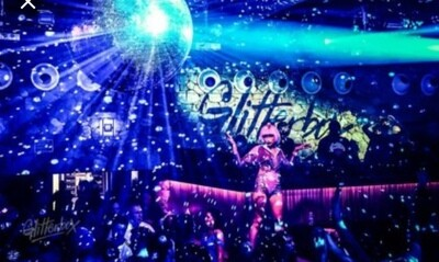 Glitterbox & Party Coach Package