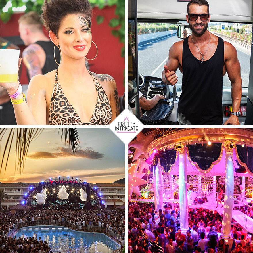 x & friends cheeky Ibiza entertainment package x 2020 (x attending)