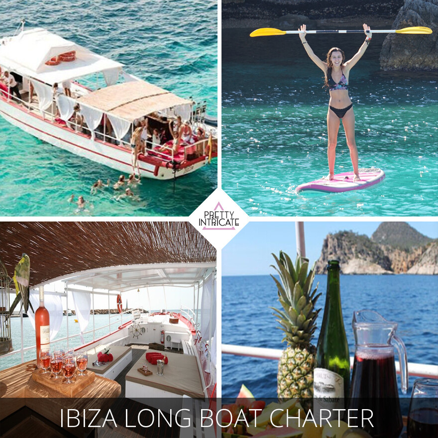 Up to 12 persons boat charter options (High season rates)