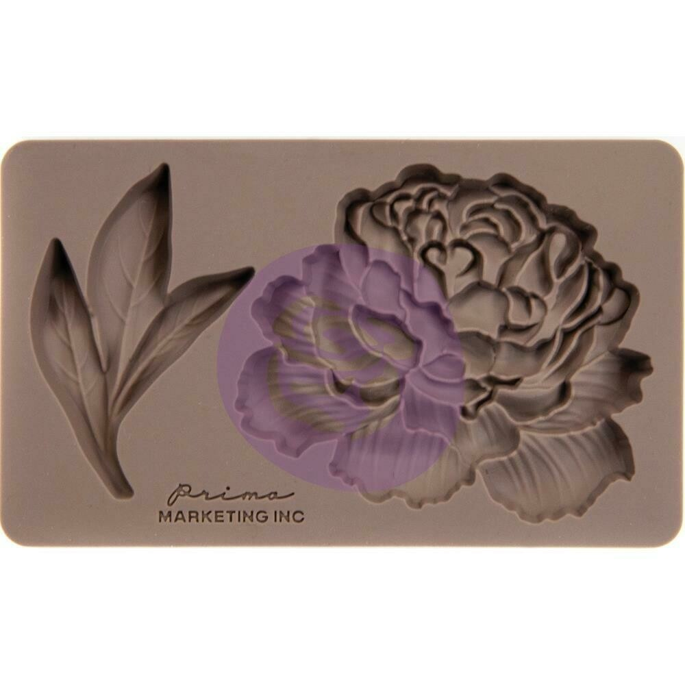 "Prima Marketing Decor Mould Midnight Garden Mini  2.25""X3.5"""