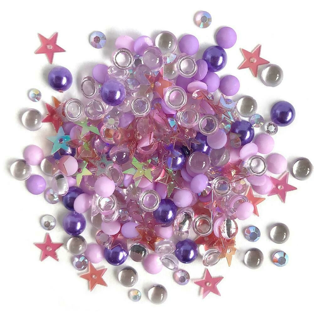 Sparkletz Embellishment Pack 10g  Jelly Fish