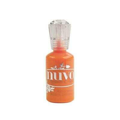 Nuvo - Crystal Drops - Gloss - Ripened Pumpkin - 665n