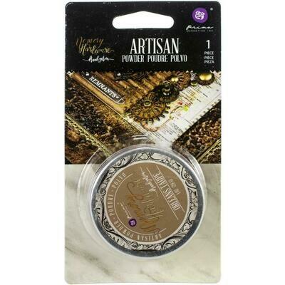 Prima Marketing Memory Hardware Artisan Powder 1oz - Orleans Taupe
