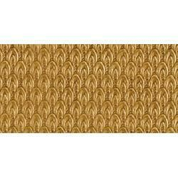 Craft Perfect Handcrafted Embossed Cotton Papers A4 5/Pkg Golden Scale