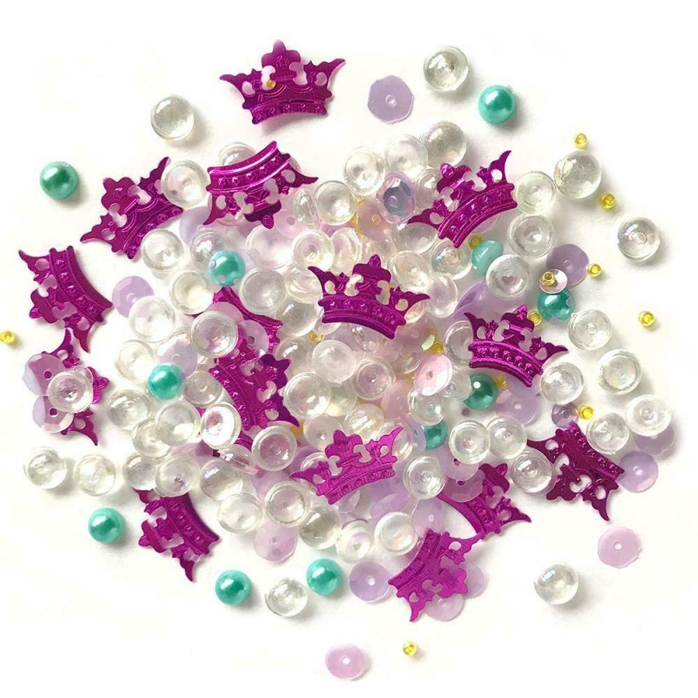 Sparkletz Embellishment Pack 10g  Princess Dreams