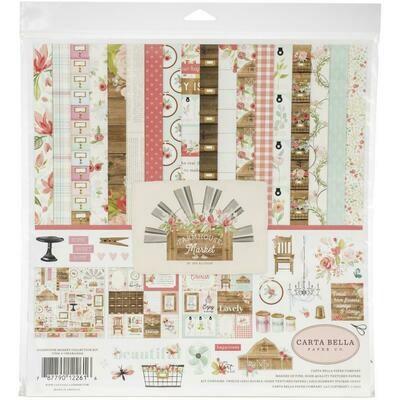 Carta Bella Collection Kit 12