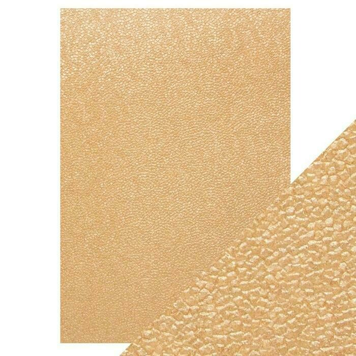 Craft Perfect - Hand Crafted Cotton Paper - Square Sequins - A4 (5/PK)
