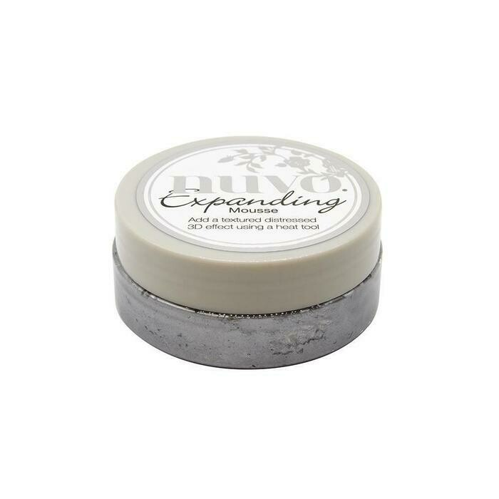 Nuvo - Expanding Mousse - Grey Matter - 1702N