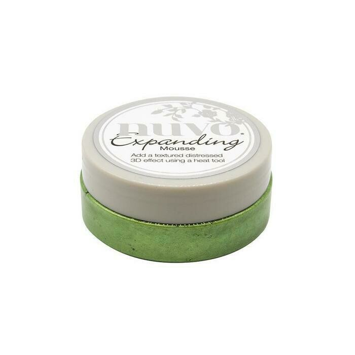 Nuvo - Expanding Mousse - Bramley Apple - 1704N