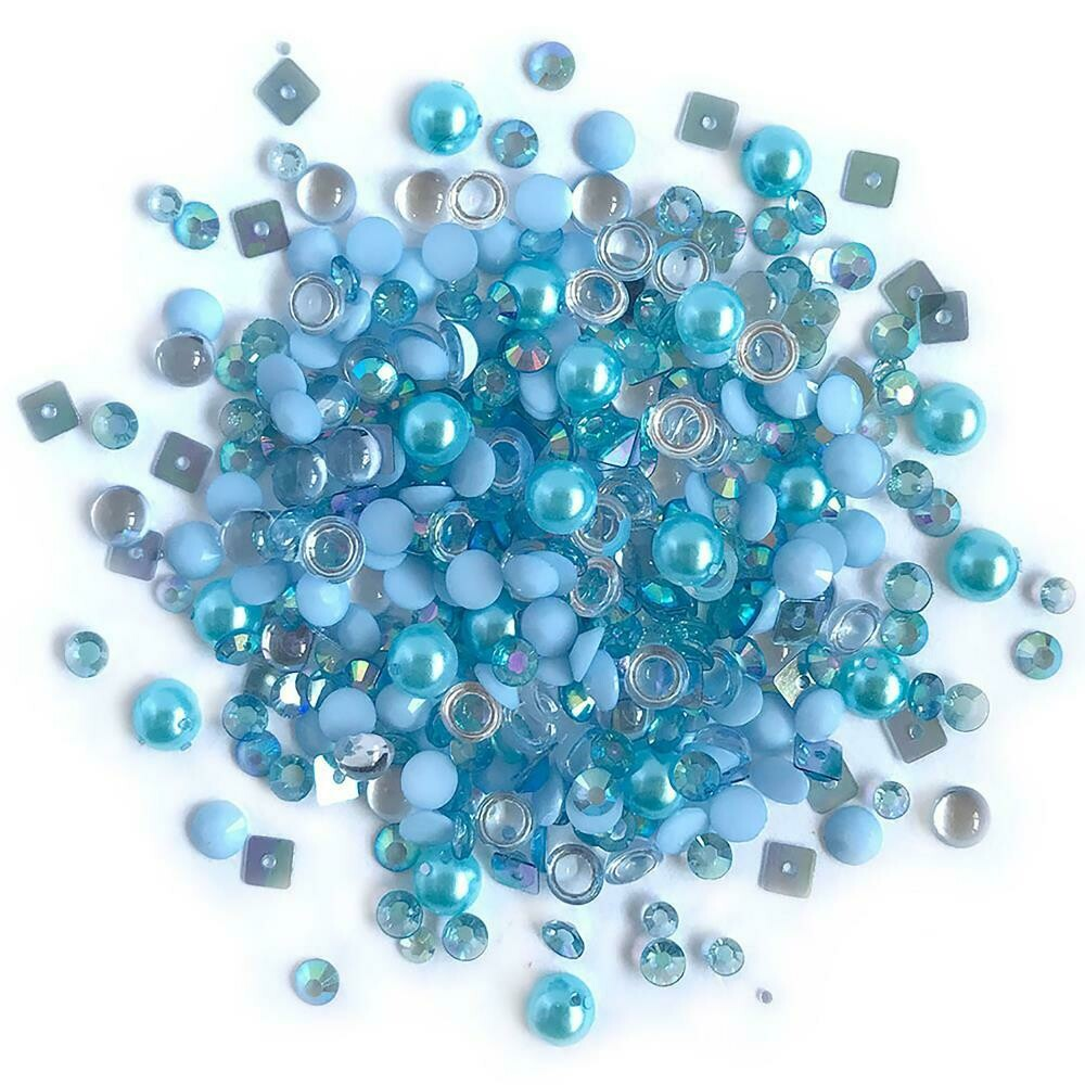 Sparkletz Embellishment Pack 10g Ocean Waves