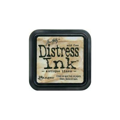 Tim Holtz Distress Ink Pad Antique Linen