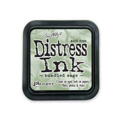 Tim Holtz Distress Ink Pad Bundled Sage