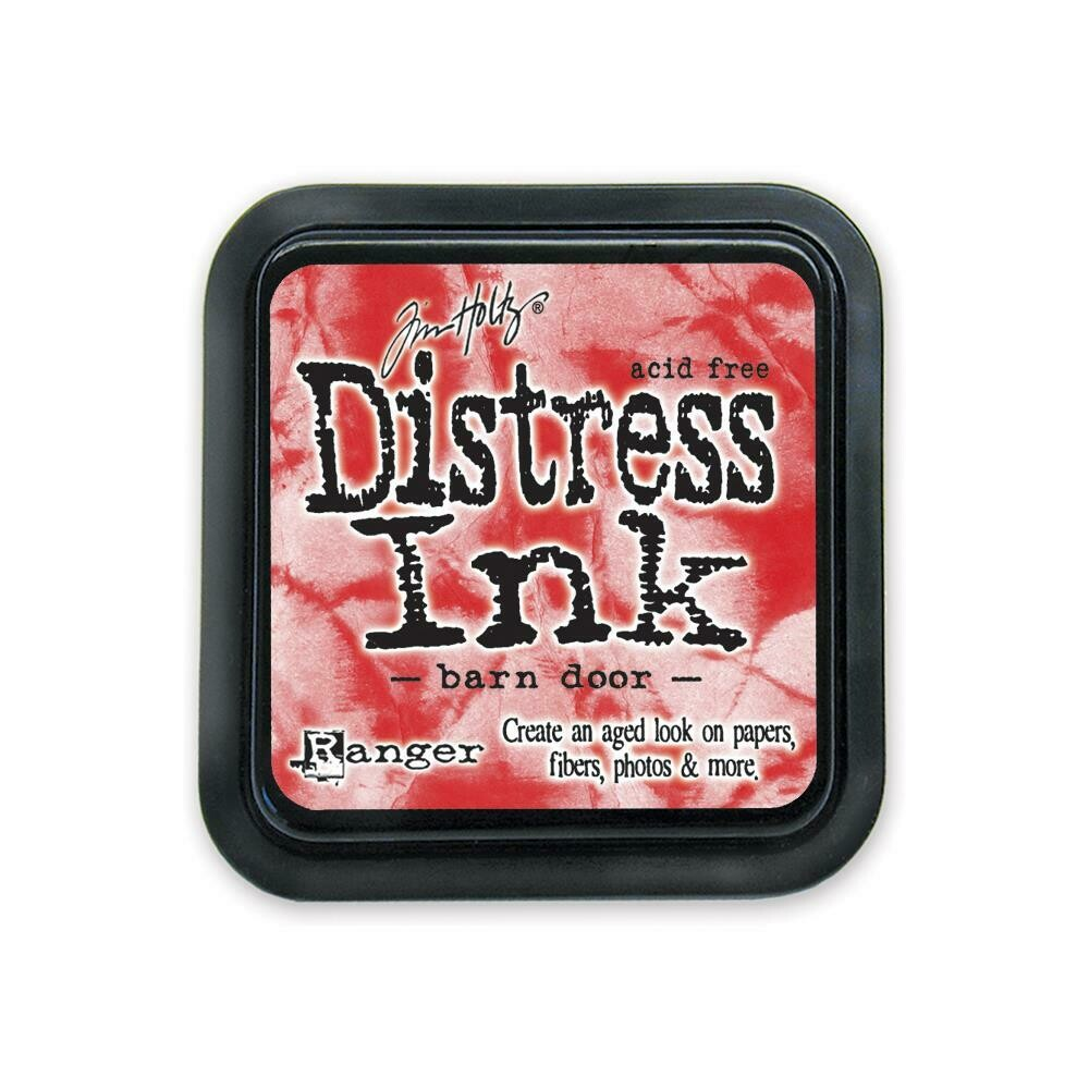 Tim Holtz Distress Ink Pad Barn Door